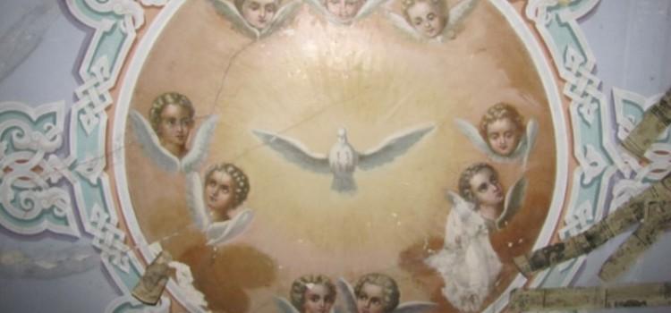 Современное состояние фресок Собора Рождества Пресвятой Богородицы